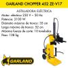 Astilladora Garland Chopper 452 ZE-V17