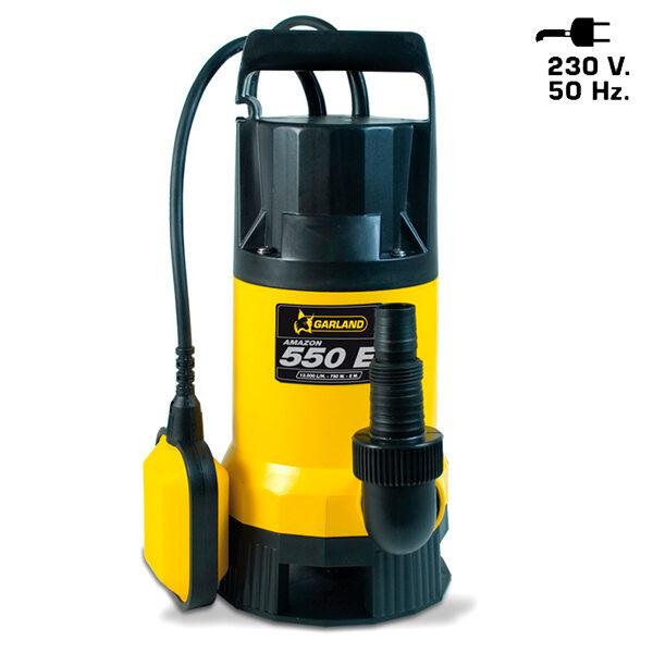 Bomba de agua Garland Amazon 550 E-V14