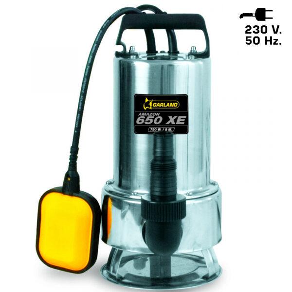 Bomba de agua Garland Amazon 650 XE