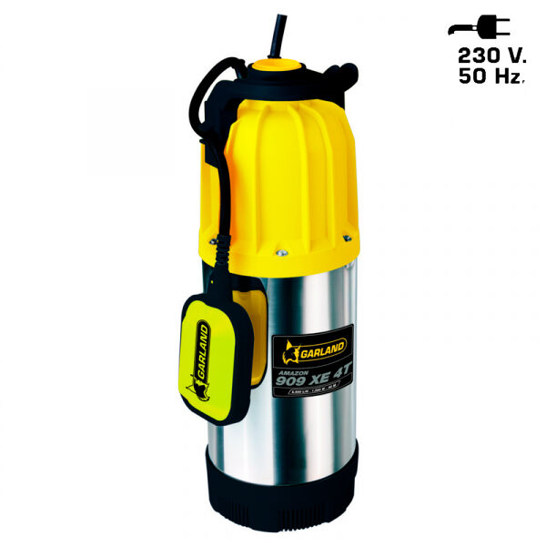 Bomba de agua Garland Amazon 909 XE 4T
