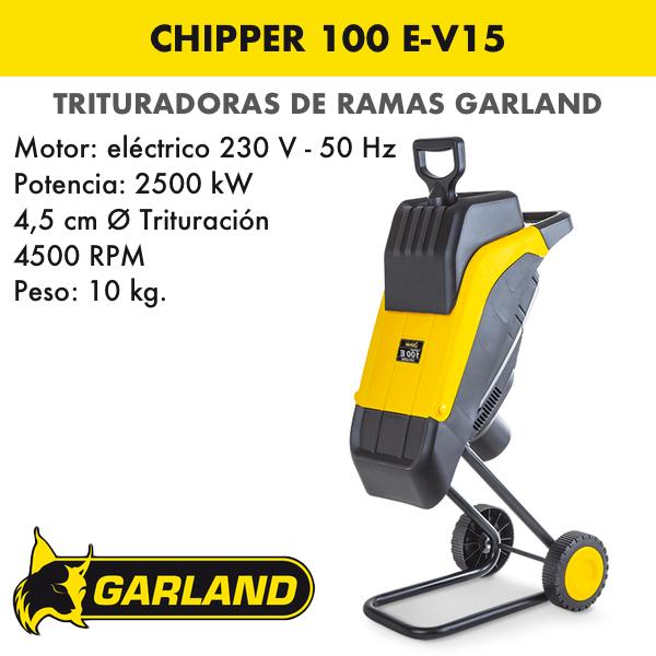 CHIPPER 100 E-V15
