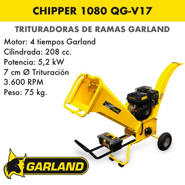 CHIPPER 1080 QG-V17