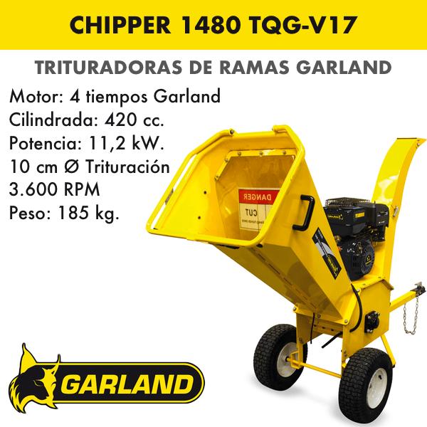 CHIPPER 1480 TQG-V17