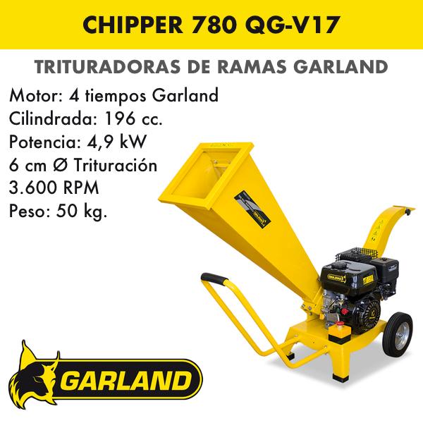 CHIPPER 780 QG-V17
