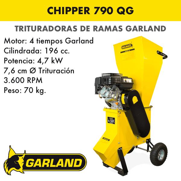 CHIPPER 790 QG
