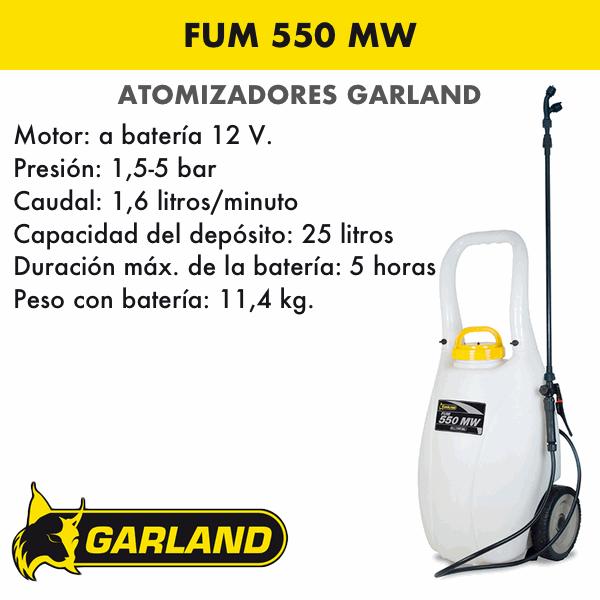 FUM 550 MW