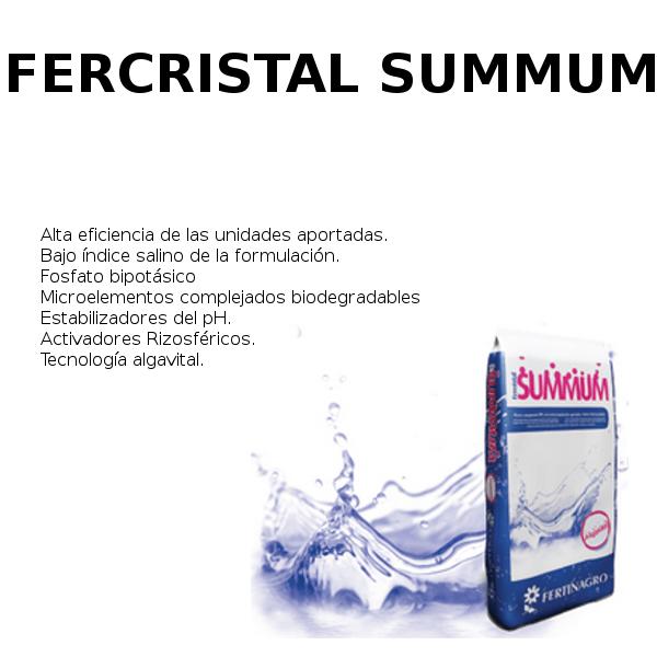 Fercristal summum