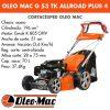 Cortacésped Oleo Mac G 53 TK AllRoad Plus 4