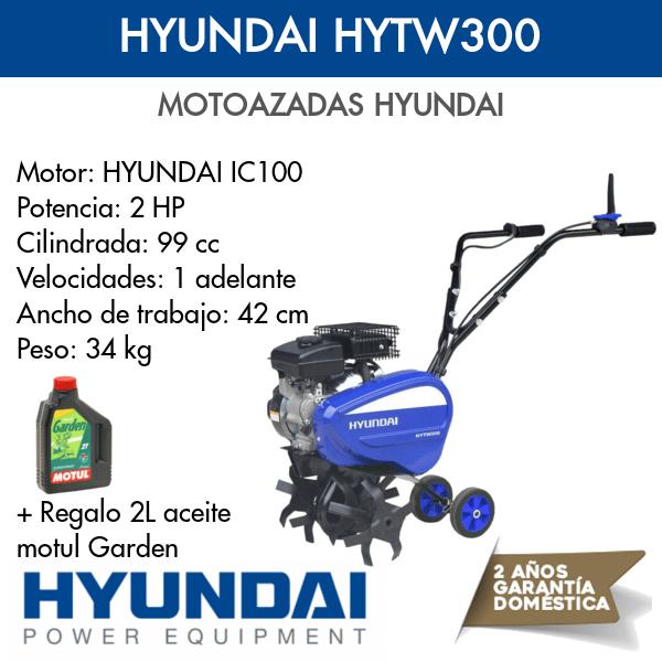 Motoazada HYundai HYTW300