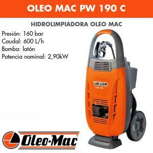 Hidrolimpiadora Oleo Mac PW 190 C