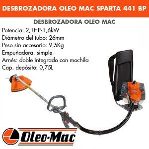 Desbrozadora Oleo Mac Sparta 441 BP