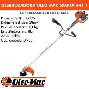 Desbrozadora Oleo Mac 441 T