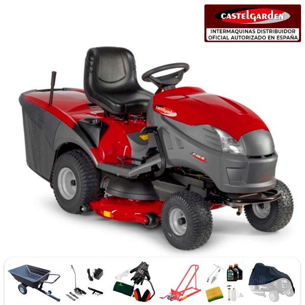 Tractor Cortacesped Castelgarden XT 220 HD