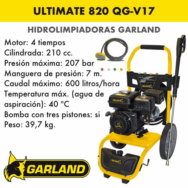 ULTIMATE 820 QG-V17