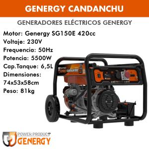 Generador eléctrico Genergy Candanchu