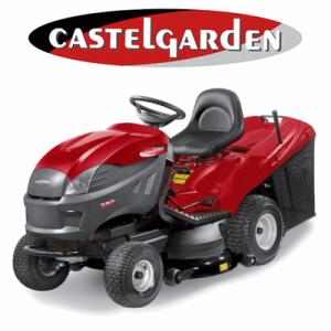 Tractores cortacesped Castelgarden