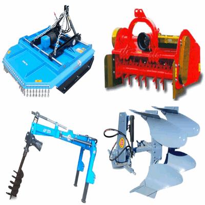 Complementos tractor gama alta