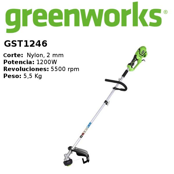 desbrozadora-greenworks- GST1246