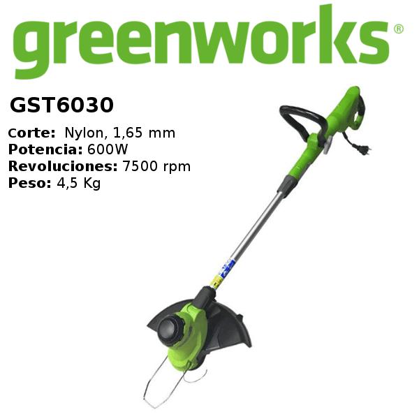 desbrozadora-greenworks- GST6030