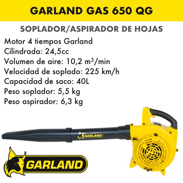 garland gas 650 qg-2