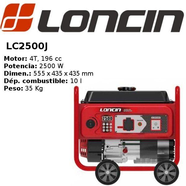 generador-gasolina-lc2500J