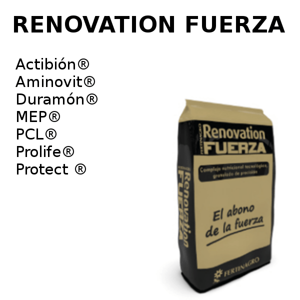 granulado Renovation Fuerza
