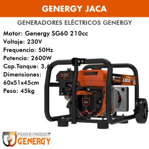 Generador eléctrico Genergy Jaca