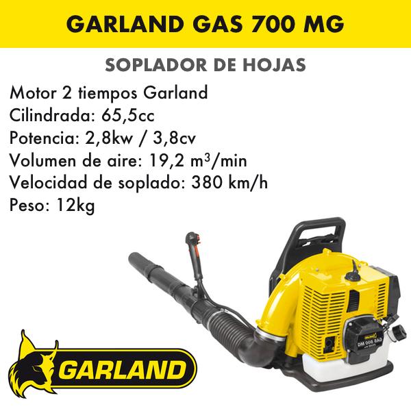 soplador garland gas 700 mg- 2
