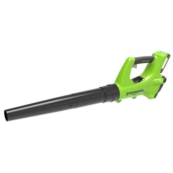 soplador greenworks g24ab
