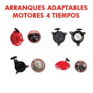 Arranques Motores 4 Tiempos