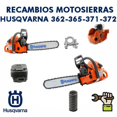 Recambios para motosierras Husqvarna 362-365-371-372