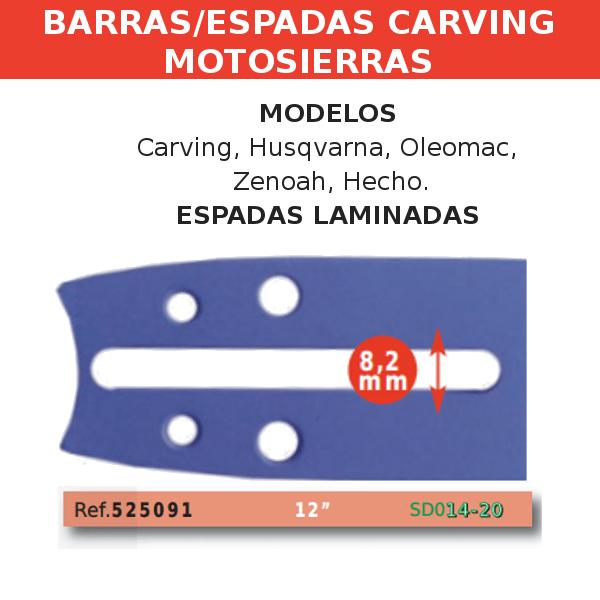 Barras Carving