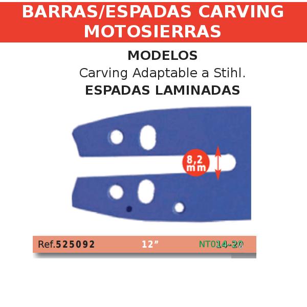 Barra Carving