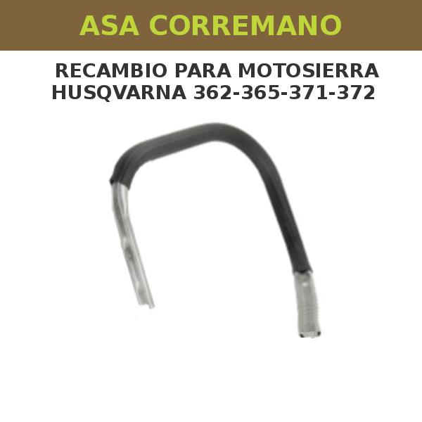 12 Asa Corremano para motosierra Husqvarna 362-365-371-372