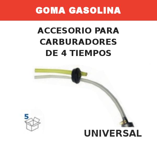 17 Goma gasolina Universal