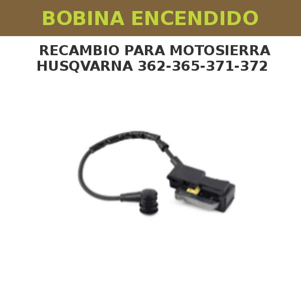 53 Bobina encendido para motosierra Husqvarna 362-365-371-372