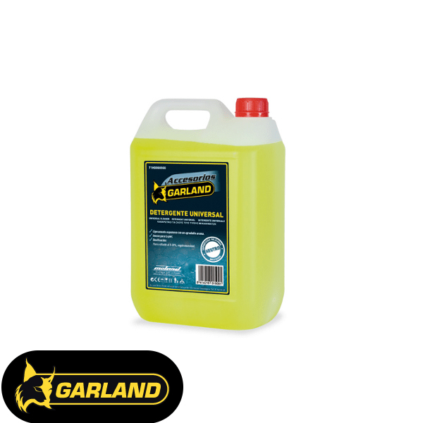 Garland additives for high pressure washers