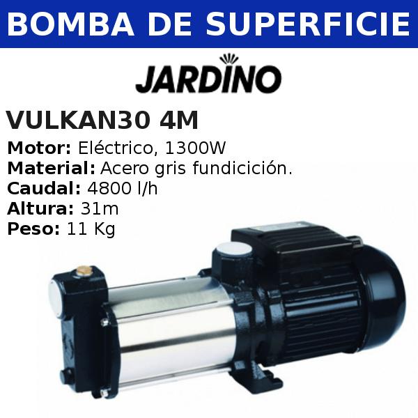 Bomba de agua de superficie VulKAN30 4M