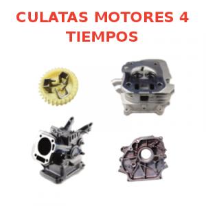 Culatas Motores 4 tiempos
