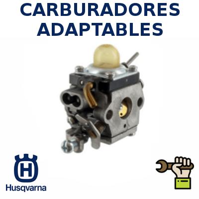 Carburadores adaptables para Desbrozadoras Husqvarna