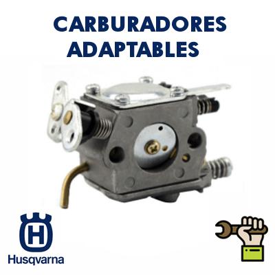 Carburadores adaptables para Motosierras Husqvarna