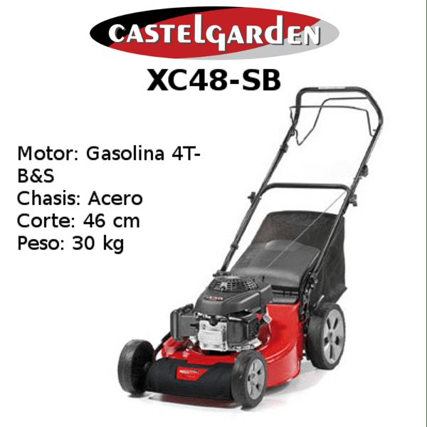Cortacesped Castlegarden XC48 -SB