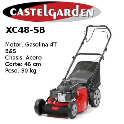 Cortacésped Castelgarden XC48 -SB