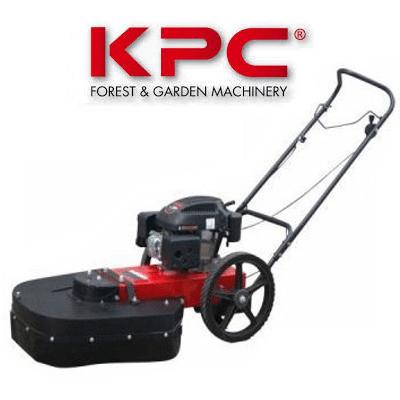 Desbrozadoras de ruedas KPC