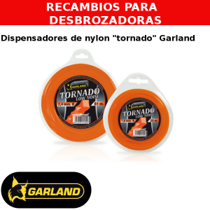 Dispensador de nylon tornado Garland