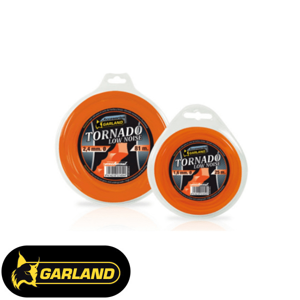 Tornado Garland nylon dispensers for brush cutters