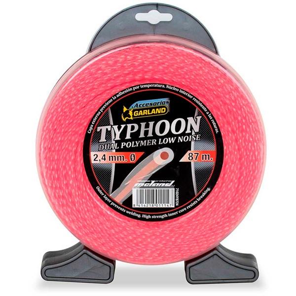 Dispensadores de nylon Typhoon Garland para desbrozadoras