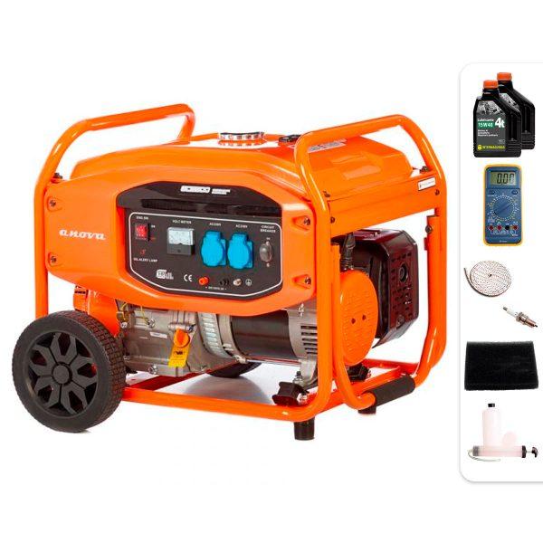 Generador eléctrico Anova GC5500TFE 5500W