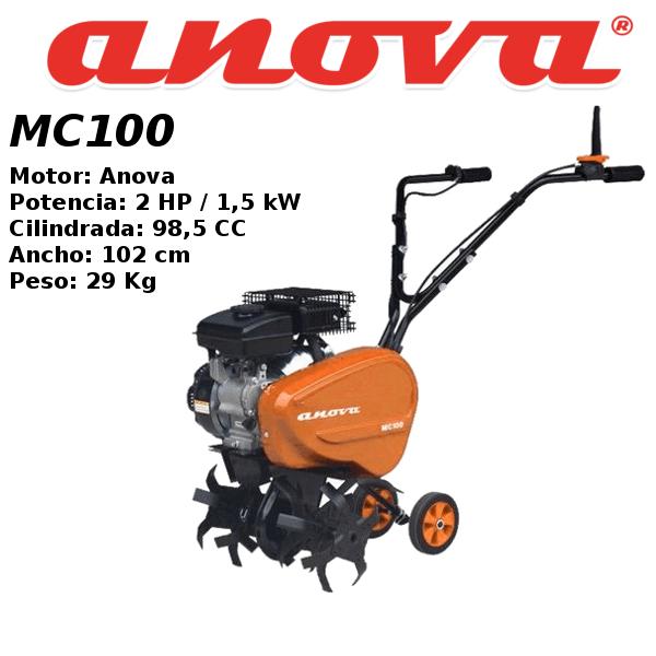 Motoazada Anova MC100