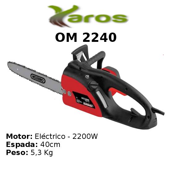 Motosierra Eléctrica Yaros OM 2240